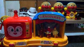 Anpanman kitchen toy by Playtoy 2013