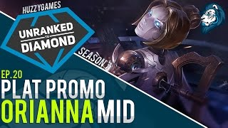 download lagu Plat Promo Orianna Mid - Unranked To Diamond - gratis
