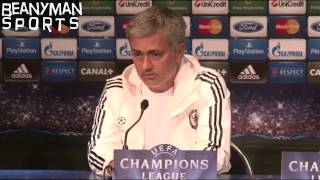 Jose Mourinho - I Never Had A Problem With Zlatan, He Is One Of The Best