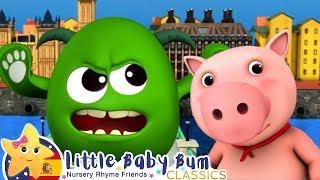 Canciones Infantiles | El Puente de Londres se va a Caer | Little Baby Bum en Español