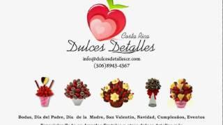 ARREGLOS FRUTALES COSTA RICA- DULCES DETALLES CR - PEDIDOS ESPECIALES