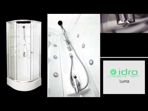 Luna – Cabina doccia – Idro Designer