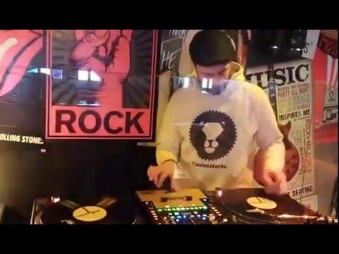 DJ FLY TRAINING @ BAR LE SHOOTERS AVORIAZ