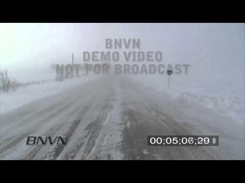 1/25/2010 SW MN, Blizzard - Part 1