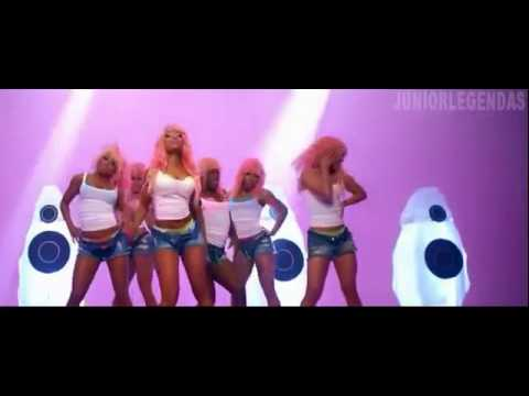 Nicki Minaj   Super Bass Music Video) Legendado video