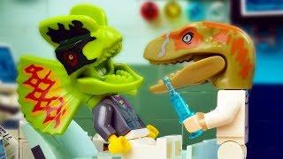 LEGO Doctor Dinosaur 🦖🦖 Dinosaurs as Humans