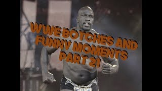 WWE Botches And Funny Moments Part 21 (Reupload)