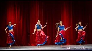 DHAANI CHUNARIYA | Bollywood with Dandiya Dance by Kahani Dance Group