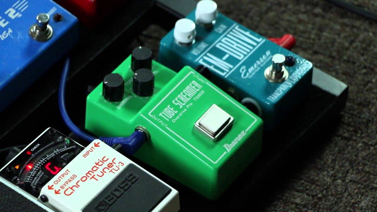 Gear Rig Guitar Worship Guitar 101 Gear