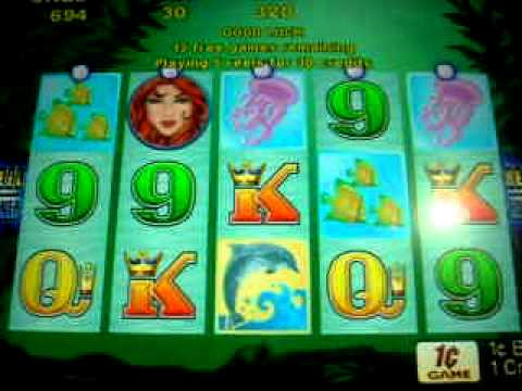 Queen Of Oceans™ Slot Machine Game to Play Free in WorldMatchs Online Casinos