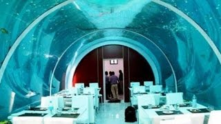 India's first underwater restaurant in Ahmedabad