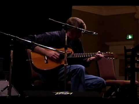 Craig Dobbins on the Jerry Reed Baldwin guitar