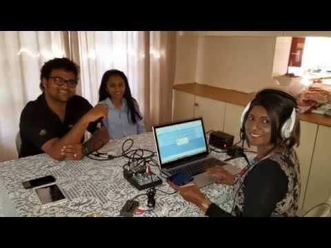 Pragathi Guruprasad Interview on SA Tamil Radio
