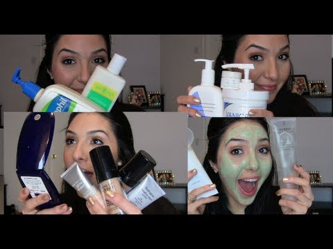 Winter Skincare Favorites (Sensitive Skin) - Cleansers, Moisturizers, Makeup and Masques