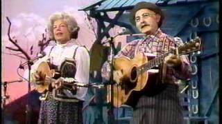 Ramona and Grandpa Jones  - Whippoorwills