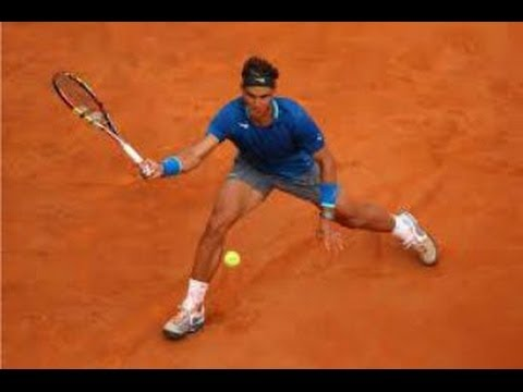 Rafael Nadal vs Robby Ginepri - French Open 2014  (Roland Garros Highlights)