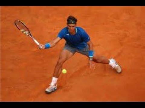 Rafael Nadal vs Robby Ginepri - French Open 2014  (Roland Garros Highlights)