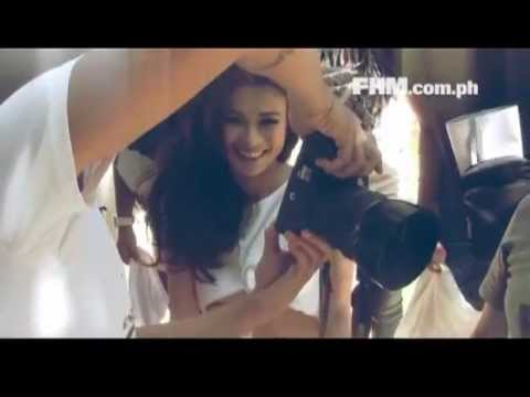 LJ Reyes - FHM Cover Girl February 2013