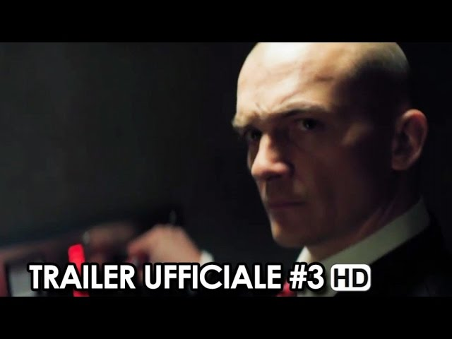 Hitman: Agent 47 Trailer Ufficiale Italiano #3 (2015) - Rupert Friend Movie HD