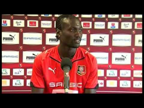 Conference de Presse : Ismael Bangoura : Rennes - Om