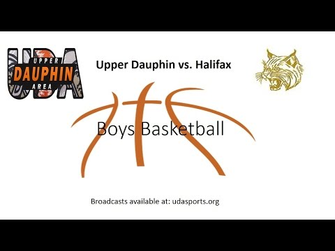 Boys Basketball Halifax VS. UDA