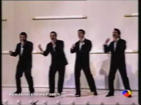 Thumbnail of video Golden Apple Quartet - Himno del Carnaval de Gran Canaria