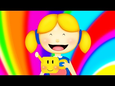 Mary Mary Quite Contrary, Plus Lots More Rhymes - 45+ Mins from KidsSongsClub!