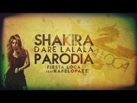 SHAKIRA - La La La (PARODIA)
