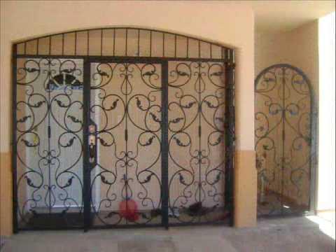 Youtube for Puertas de hierro para casas