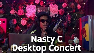 Nasty C - Lockdown Desktop Concert