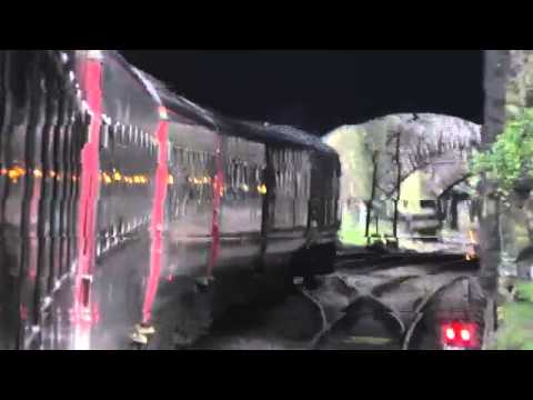 Cross Country High Speed Train Class 43207 and 43378 Part 2