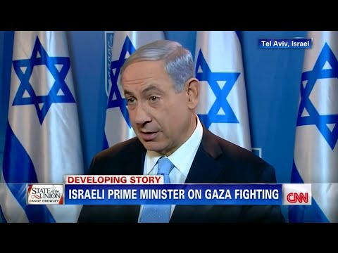 "• Benjamin Netanyahu • ""Whatever Action is Necessary"" • CNN • 7/20/14 •"