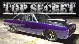 Street Outlaws DOMINATOR - SECRET Dodge Dart Build!