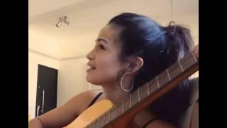 Nanda Costa cantando kara de rikka..