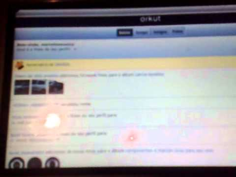 Tutorial usando 3G no Coby Kyros 1024 com modem Huawey E156C