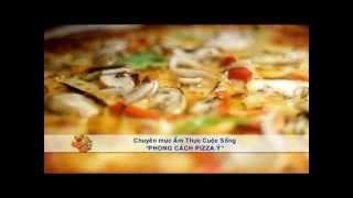 Cách làm bánh Pizza tuyệt ngon
