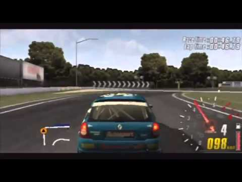 V8 Supercars Australia 3 Shootout on PSP in True HD 720p - YouTube