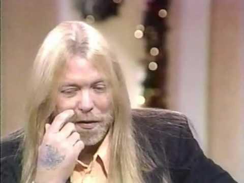 Gregg Allman on Regis & Kathie Lee, 1991