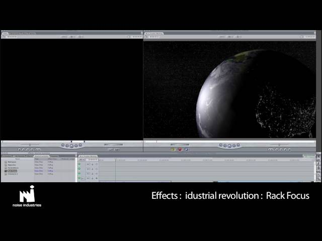 Free plugins for Final Cut Pro, Motion and AE by idustrial revolution