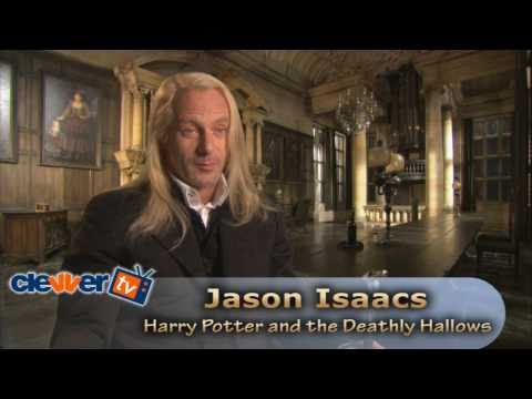 Jason Isaacs: Harry Potter and the Deathly Hallows Interview