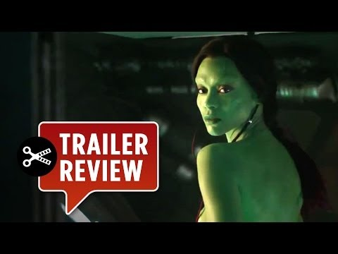 Instant Trailer Review : Guardians of the Galaxy Trailer #1 (2014) - Chris Pratt, Marvel Movie HD