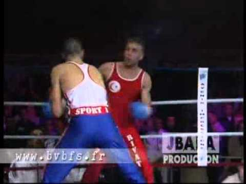 Amri Madani SAVATE superstar