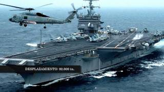 ★ TOP 10 AIRCRAFT CARRIERS 2012 ★-Future Weapons 2012