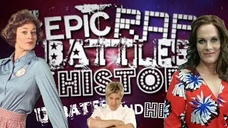 Epic Rap Battles Of History Updates And Hints | Caitlyn Jenner, Julia Child, Gordon Ramsay And More.