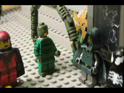 Lego Spiderman Episode III, Monster Ock