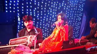 Mousumi Oberoi performing for Bhartiya Pravashi Diwas at Jaipur 2012
