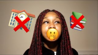 HOW I GOT  PERMANENTLY EXCLUDED FROM SECONDARY SCHOOL?! storytime #1|Hannah Marie