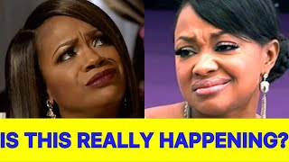 #RHOA News! A Man Says PHAEDRA Hired Him To Reveal New Details About Kandi Burruss' Husband (VIDEO)