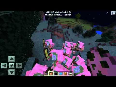 Minecraft PE 0.11.0 Build 3 BUGS