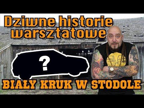 Biały Kruk W Stodole.  Dziwne Historie Warsztatowe